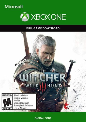The Witcher 3: Wild Hunt (Xbox One) Xbox Live Key GLOBAL