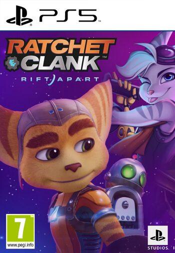 Ratchet & Clank Rift Apart - Pre-order Bonus (DLC) PS5 (PSN) Key EUROPE