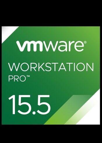 VMware Workstation 15.5 Pro License Key GLOBAL