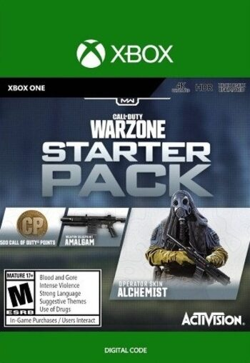 Call of Duty: Warzone - Starter Pack (DLC) (Xbox One) Xbox Live Key UNITED STATES