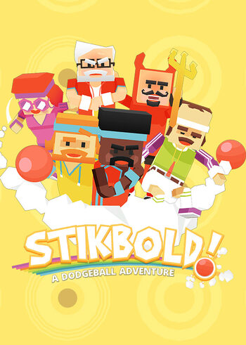 Stikbold! Steam Key GLOBAL