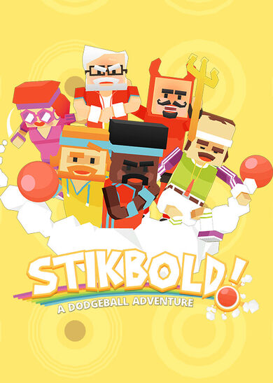 Stikbold! Steam Key GLOBAL