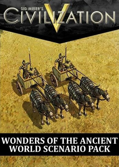 Sid Meier's Civilization V - Wonders of the Ancient World Scenario Pack (DLC) Steam Key EUROPE