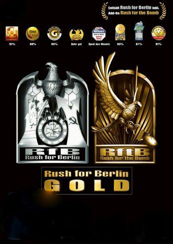 Rush for Berlin Gold Steam Key GLOBAL
