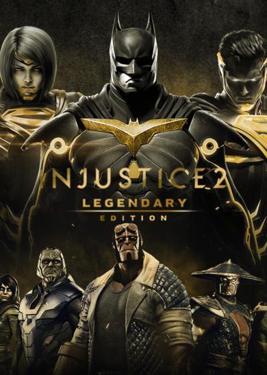 Injustice 2 (Legendary Edition) Steam Key GLOBAL