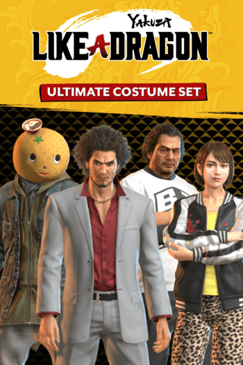 Yakuza: Like a Dragon Ultimate Costume Set (DLC) Steam Key GLOBAL