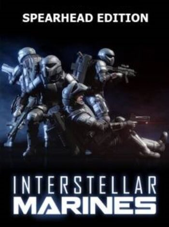 Interstellar Marines - Spearhead Edition Steam Key GLOBAL