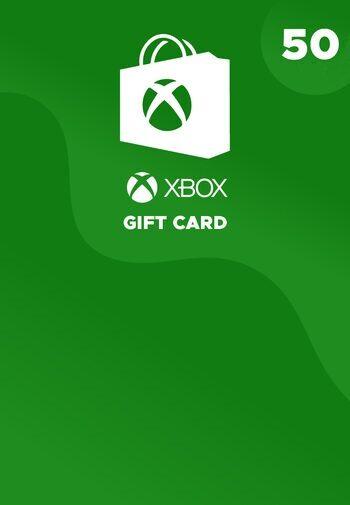 Xbox Live Gift Card 50 ILS Xbox Live Key ISRAEL