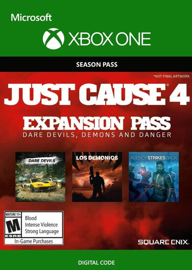 Just Cause 4: Expansion Pass (DLC) (Xbox One) Xbox Live Key EUROPE фото