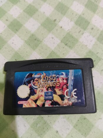 The Lost Vikings Game Boy Advance