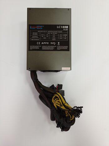 LC-POWER LC1800 V2.31 1800W PSU maitinimo blokas