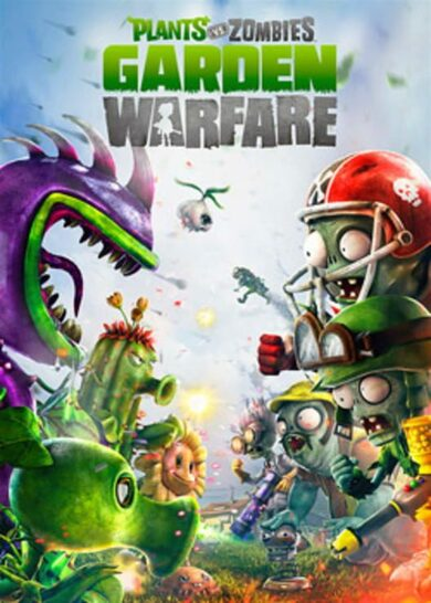 Plants vs. Zombies: Garden Warfare (Digital Deluxe) Origin Key GLOBAL