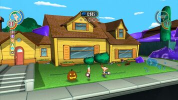 Get Phineas and Ferb: Across the Second Dimension Wii