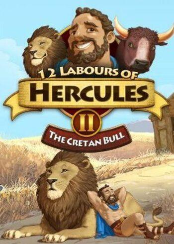 12 Labours of Hercules II: The Cretan Bull Steam Key GLOBAL