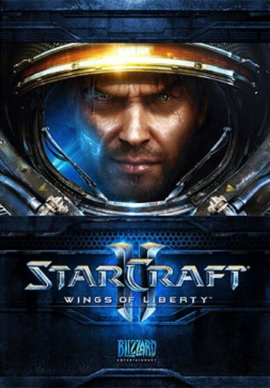 StarCraft II: Wings of Liberty Battle.net Key EUROPE