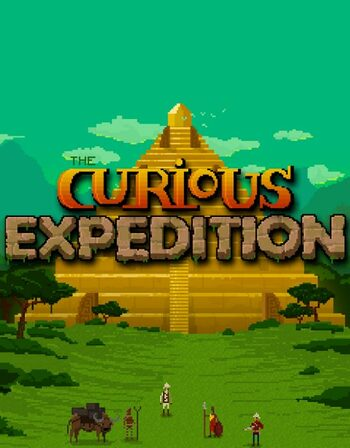 The Curious Expedition Gog.com Key GLOBAL