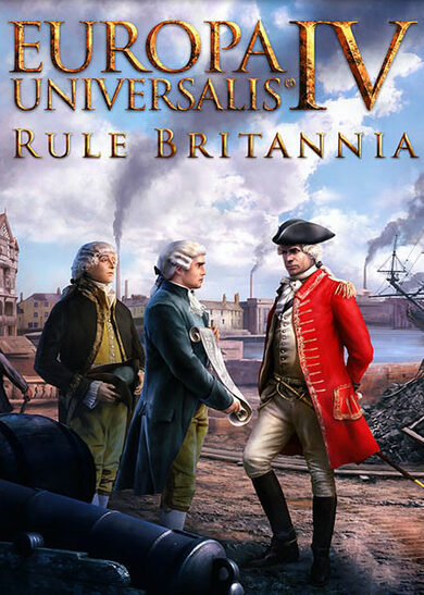 Europa Universalis IV - Rule Britannia (DLC) Steam Key GLOBAL