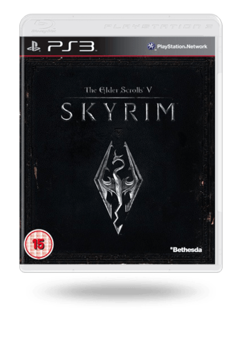 The Elder Scrolls V: Skyrim PlayStation 3