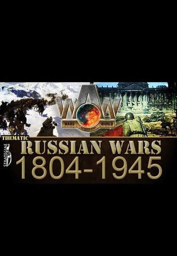 Wars Across The World: Russian Battles Steam Key GLOBAL