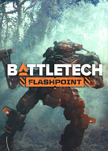 Battletech: Flashpoint (DLC) Steam Key GLOBAL