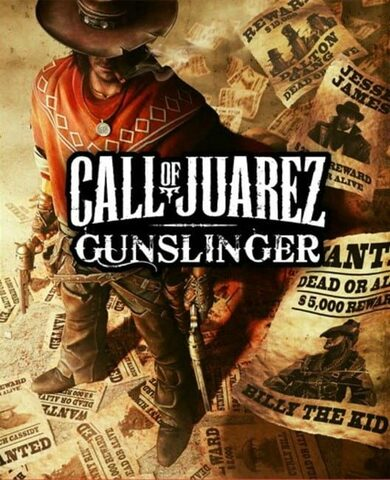 Call of Juarez: Gunslinger Steam Key EUROPE