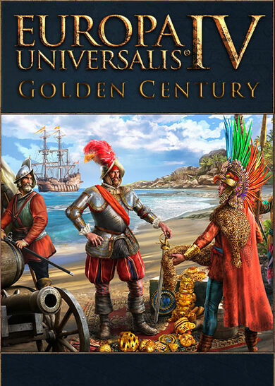 Europa Universalis IV - Golden Century (DLC) Steam Key GLOBAL