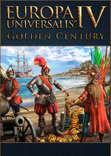 Europa Universalis IV - Golden Century (DLC) Steam Key GLOBAL фото