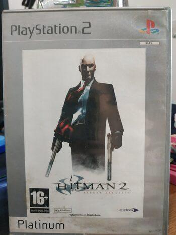 Hitman 2: Silent Assassin PlayStation 2