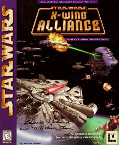 Star Wars X-Wing Alliance Steam Key GLOBAL