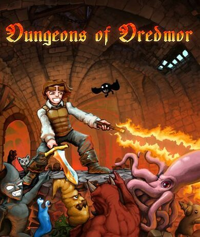 Dungeons of Dredmor Steam Key GLOBAL