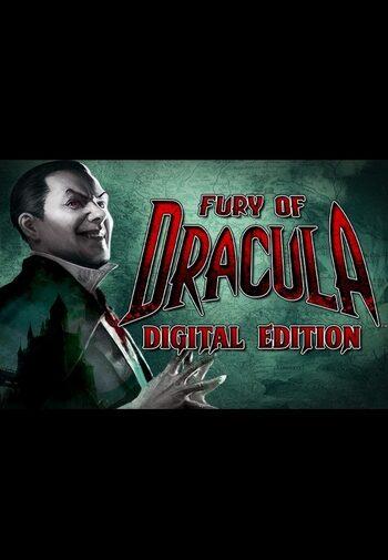 Fury of Dracula: Digital Edition Steam Key GLOBAL