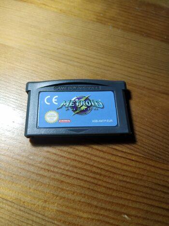 Metroid Fusion Game Boy Advance