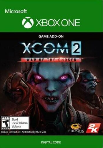 XCOM 2: War of the Chosen (DLC) (Xbox One) Xbox Live Key UNITED STATES