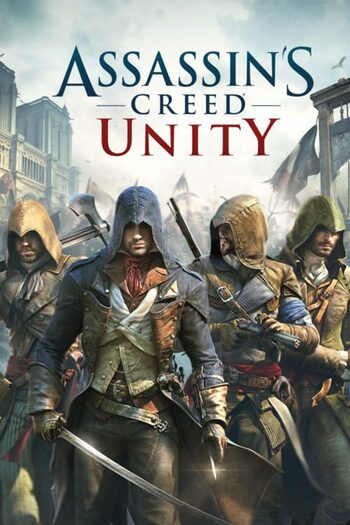 Assassin's Creed: Unity Código de Uplay GLOBAL