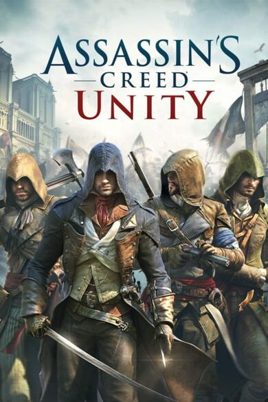 Buy Assassins Creed Unity Uplay Key At The Best Price Eneba