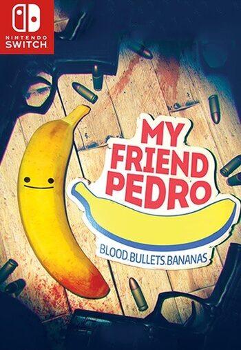 My Friend Pedro (Nintendo Switch) eShop Key UNITED STATES