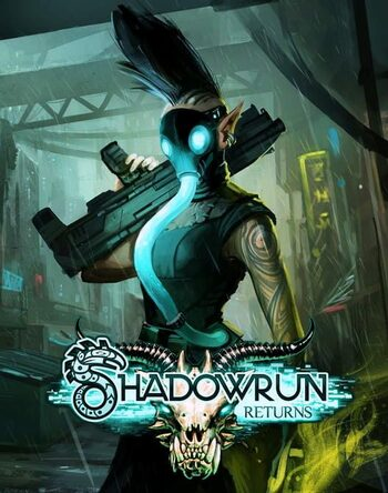 Shadowrun Returns Steam Key GLOBAL