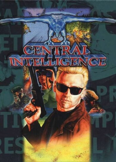 Central Intelligence Steam Key GLOBAL
