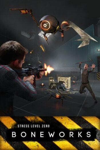 BONEWORKS [VR] Steam Key GLOBAL