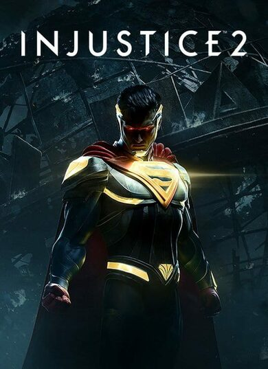 Injustice 2 Steam Key GLOBAL