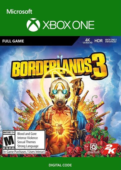 Borderlands 3 (Xbox One) Xbox Live Key GLOBAL