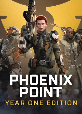 Phoenix Point: Year One Edition Steam Key GLOBAL