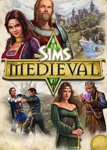 The Sims Medieval Origin Key GLOBAL