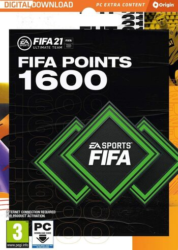 FIFA 21 - 1600 FUT Points Origin Key GLOBAL