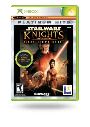 STAR WARS - Knights of the Old Republic Xbox