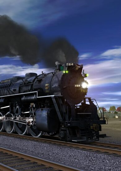 Trainz Simulator: Nickel Plate High Speed Freight Set (DLC) Steam Key GLOBAL
