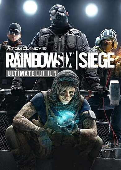Tom Clancy's Rainbow Six: Siege (Ultimate Edition) Uplay Key EMEA