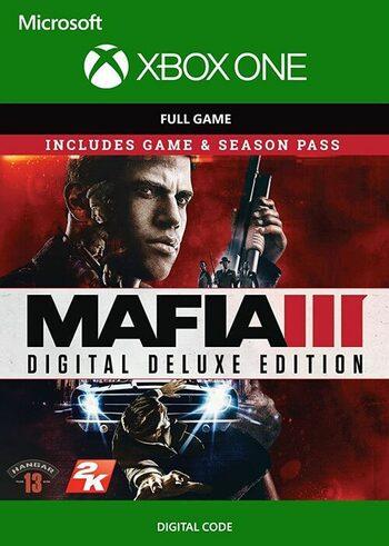 Mafia III (Deluxe Edition) (Xbox One) Xbox Live Key GLOBAL
