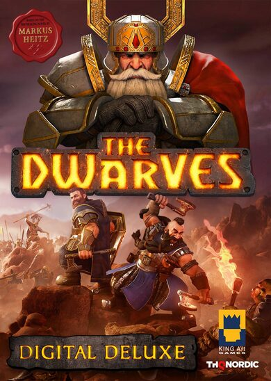The Dwarves (Digital Deluxe Edition) Steam Key GLOBAL