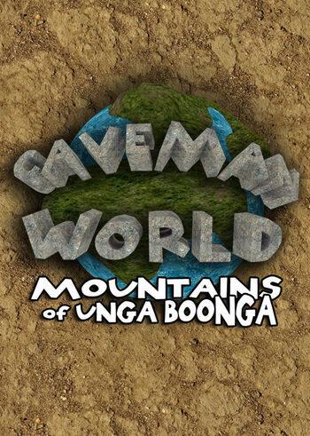 Caveman World: Mountains of Unga Boonga Steam Key GLOBAL